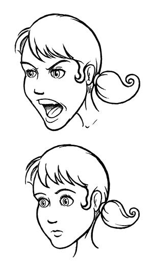 illustration of Elly